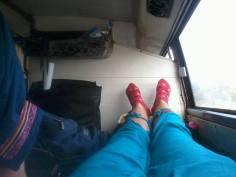 overnight bus in India