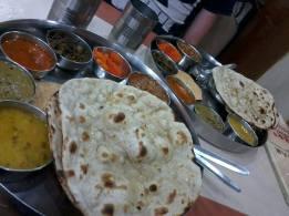 Yummy Indian Thali